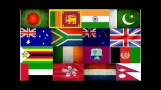 ▶ ICC T20 World Cup 2014 Official Theme Song with lyrics