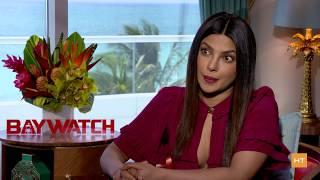 Priyanka Chopra's life on and off set of Baywatch