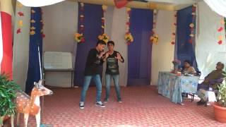 Dance with madav rawal and ritik parmar