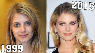 Mélanie Laurent (1999-2015) all movies list from 1999! How much has changed? Before and After!