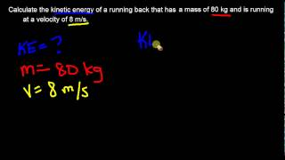 KE & PE Practice Problems