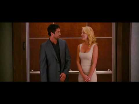 The ugly truth elevator scene