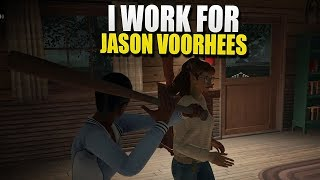 Working For Jason At Summer Camp (Friday The 13th) Full Game