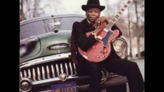 Mr.Lucky - Godfather Of Blues & Robert Cray