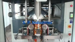 Namkeen, Chanachur, Snacks Packing Machine (S P Industries)