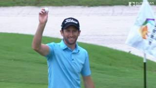 Perfect hole in one by Grégory Bourdy in China