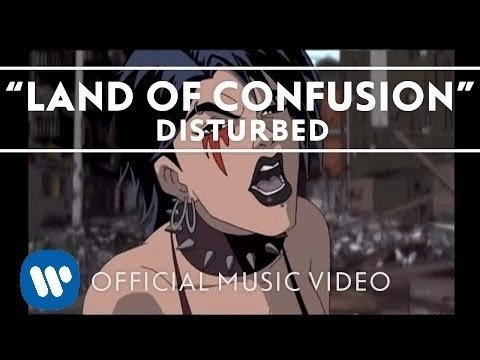 Xxx Mp4 Disturbed Land Of Confusion Official Music Video 3gp Sex