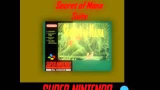 Shiryu - Secret of Mana Suite