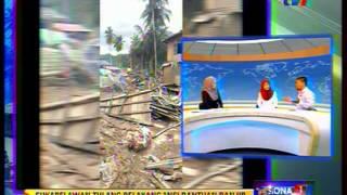 MISI BANTUAN BANJIR SUKARELAWAN YAYASAN SALAM MALAYSIA [22 Feb 2015 ]