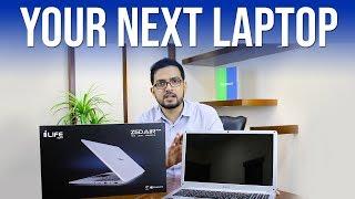Apple Macbook Look Alike in Affordable Price | iLife ZedAir Plus | Unboxing & Review | (Urdu/Hindi)