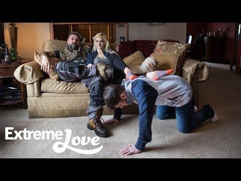 Me, My Boyfriend And My Slave | EXTREME LOVE