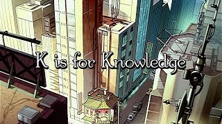 W.I.T.C.H. Season 2 - Episode 11 (K is for Knowledge)