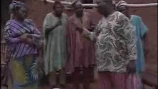 AJOBIEWE - Typical Yoruba  Amusement