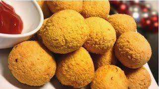 Resep Tahu Bulat /Tahu Pong (Rounded Tofu Recipe)