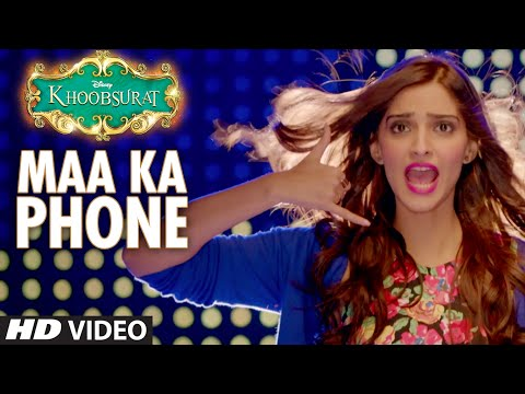 Exclusive: Maa Ka Phone VIDEO Song | Khoobsurat | Sonam Kapoor | Bolllywood Songs