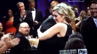 Maura West wins Outstanding Lead Actress - Daytime Emmy 2015