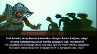 Wayang Kulit- Said Ore Gedebe (part 1) salampantaitimur.com