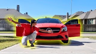 IT'S FINALLY DONE!! (MERCEDES BENZ REVEAL)