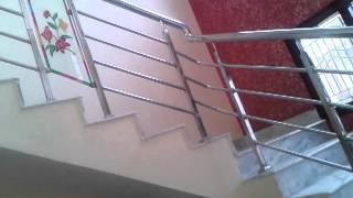 STAINLESS STEEL RAILING WORKS - VM METAL CORPORATION-RAJAHMUNDRY,VIZAG,SECUNDRABAD