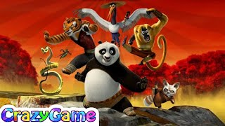 Kung Fu Panda 2008 Complete Movie 1 Hour - All Cutscenes