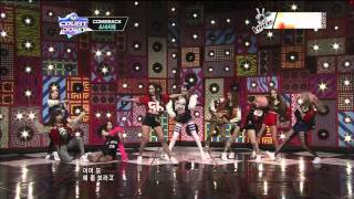 [1080p HD] 130103 M Countdown SNSD Dancing Queen+I Got A Boy
