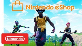 Fortnite, Enter the Gungeon & More to Explore! - Nintendo Switch