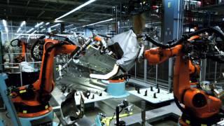 NOTCOT: Mercedes-Benz Bremen Factory Welcome Video