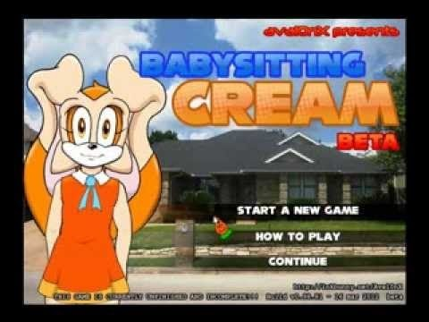 Babysitting Cream No Commentary Simi Clean