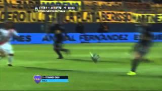 Gol de Fernando Gago a Guarani Antonio Franco - Copa Argentina 2015