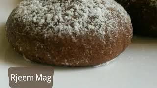 كعك العيد بالنوتيلا و مبشور قشور اليمون سريعه التحضير و ذيذة جدا