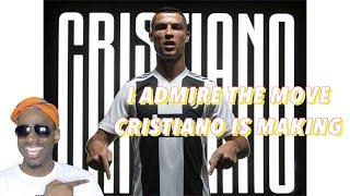 I Admire Cristiano Ronaldo