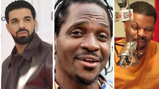 Pusha T DOESNT BUY Drakes Reason ON Why HE Wore Black Face! Questions IF Diss Response EVER Existed!