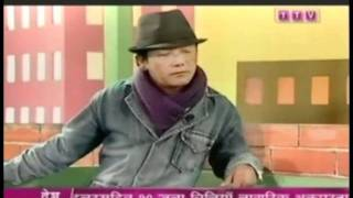 Govinda Rai Nepali Dance Director Platform January 7th 2012
