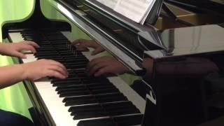 Hey!Say!JUMPの「KISS Diary」をピアノで弾いてみた