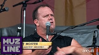Cowboy Mouth - New Orleans Jazz & Heritage Festival 2015