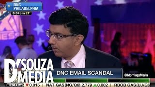 Mornings With Maria: D'Souza Calls Out Clinton Corruption