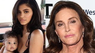 Caitlyn Jenner Opens Up About Kylie Jenner