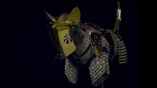 Armour for Cats and Mice