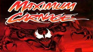 Spider man Maximum Carnage Animated Episode 1 (Motion Comic)