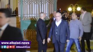 صدى البلد | ابرز حضور عزاء الراحل محمود عبدالعزيز3