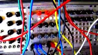 Modular Synth - Patch in Progress 8