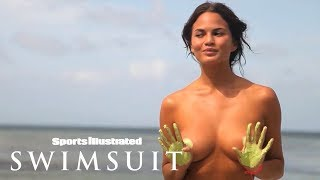 Chrissy Teigen Gets Dirty, Bares All In The Seychelles | Uncovered | Sports Illustrated Swimsuit