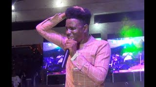 KENNY BLAQ LATEST COMEDY PERFORMANCE IN IBANDAN 2019,AS WOLIAGBA STEAL HIS SHOW
