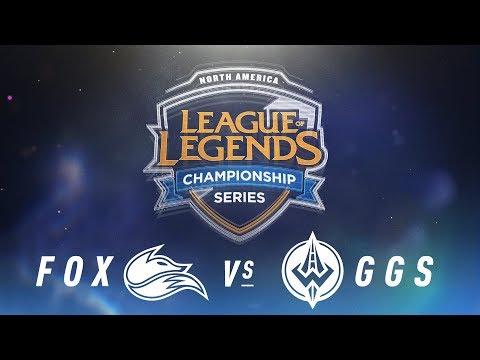 Xxx Mp4 FOX Vs GGS Week 4 Day 1 NA LCS Spring Split Echo Fox Vs Golden Guardians 2018 3gp Sex
