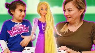 Prenses Rapunzel Hediye Paketi Açtım   Oyuncak Açma   Oyuncak Butiğim