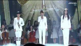 120708 T-ara - Don't Leave Live HD
