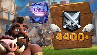 Super Magical Chest és 4400 Kupa Felett!