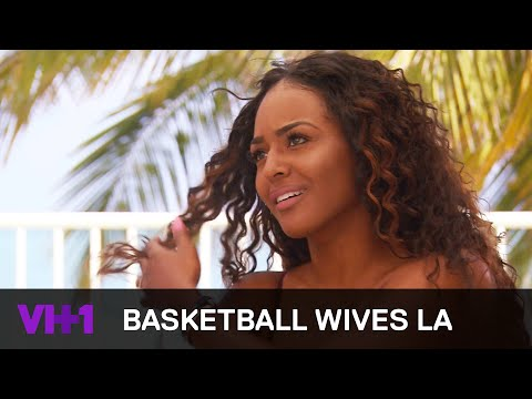 Basketball Wives LA | Tami Roman Argues With Malaysia Pargo & Brandi Maxiell | VH1