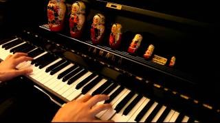 Remi sans famille piano cover by ray'mee !!!