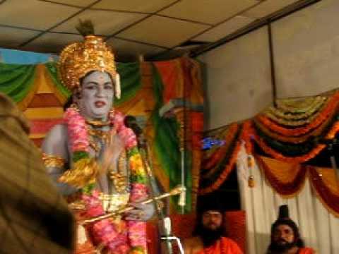 Sri Krishna Rayabaram Scene Gummadi Gopalakrishna s 1